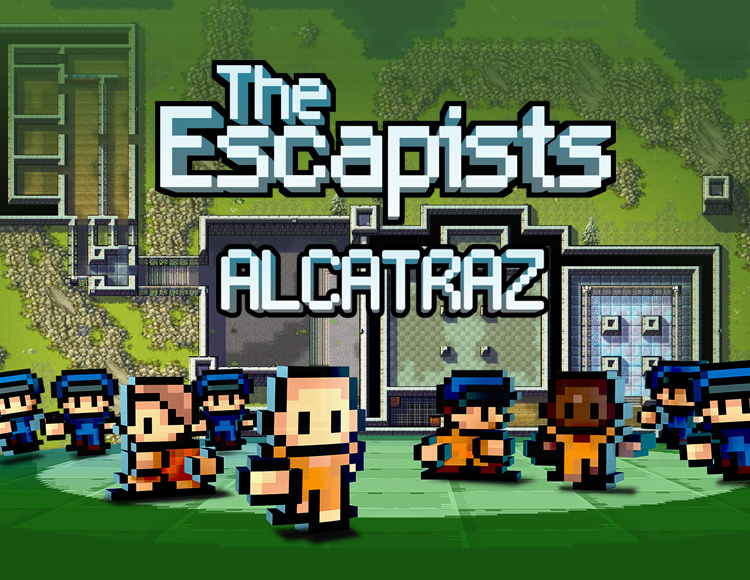 The Escapists - Alcatraz (PC)