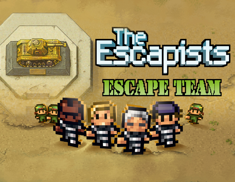 The Escapists - Escape Team (PC)