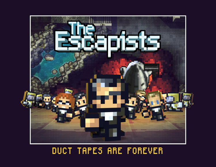 The Escapists - Duct Tapes are Forever (PC)