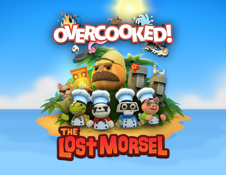 Overcooked - The Lost Morsel (PC)