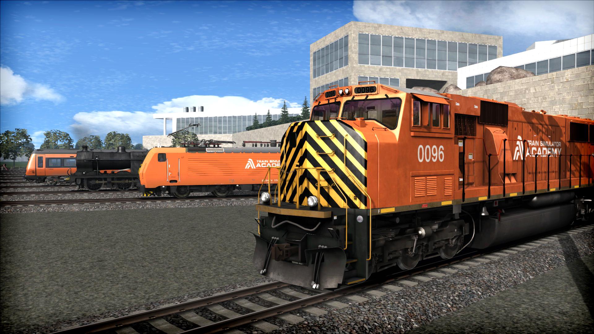 Railway симулятор скачать