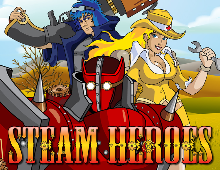 Steam Heroes (PC) фото