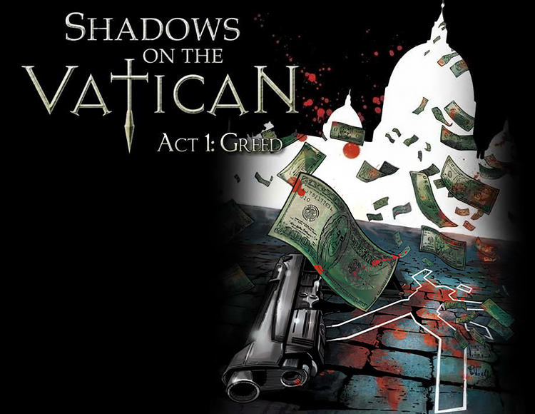 Shadows on the Vatican - Act 1 (PC) фото