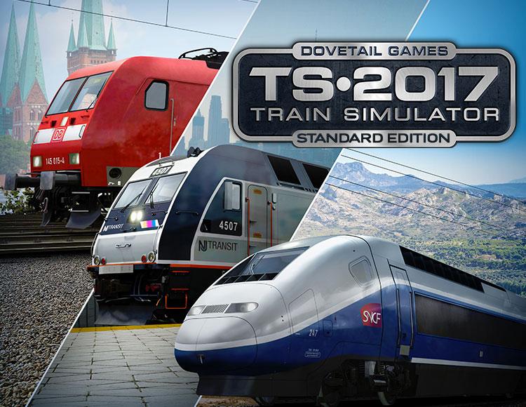 Train Simulator 2017 Standard Edition (PC) фото