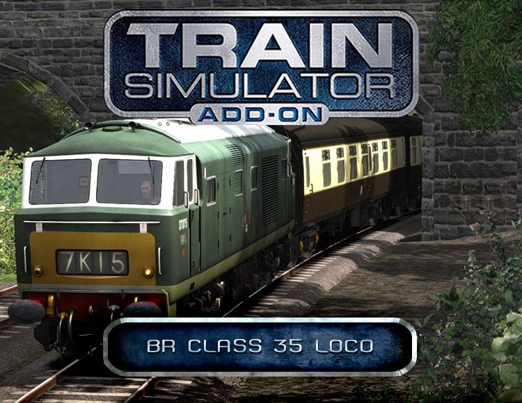 Train Simulator: BR Class 35 Loco Add-On