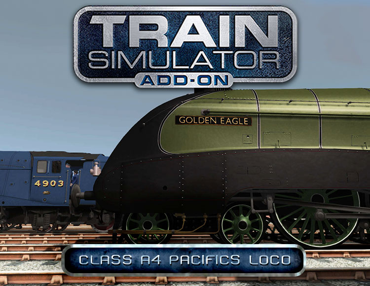 Train Simulator: Class A4 Pacifics Loco Add-On