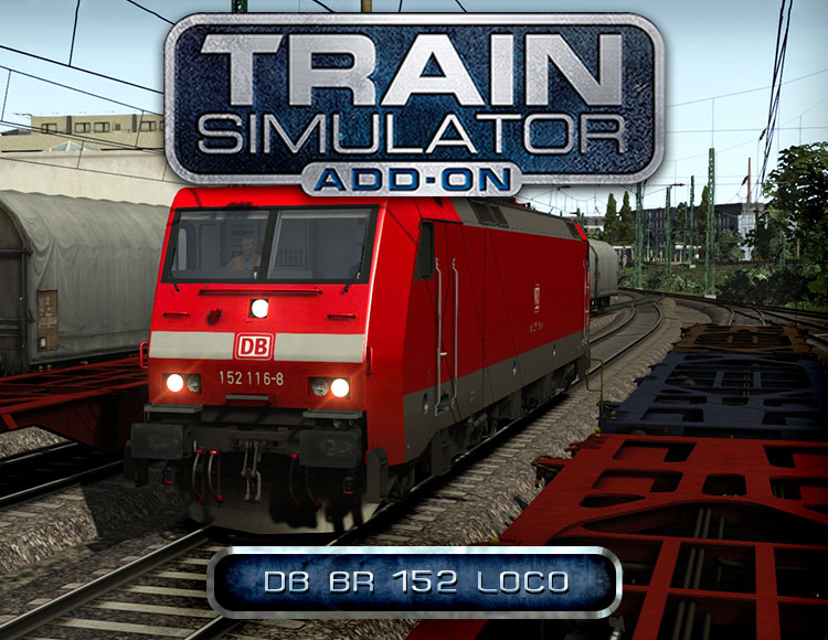 Train Simulator: DB BR 152 Loco Add-On (PC) фото