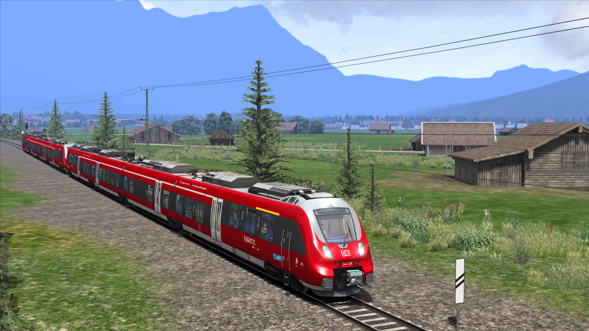 Railworks 4 Fopix3d-RailTraction BR 628-4 download
