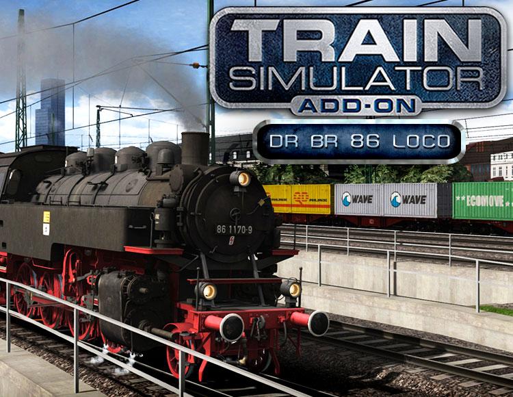 Train Simulator: DR BR 86 Loco Add-On (PC) фото