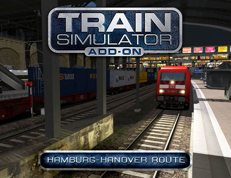 Train Simulator: Hamburg-Hanover Route Add-On (PC) фото