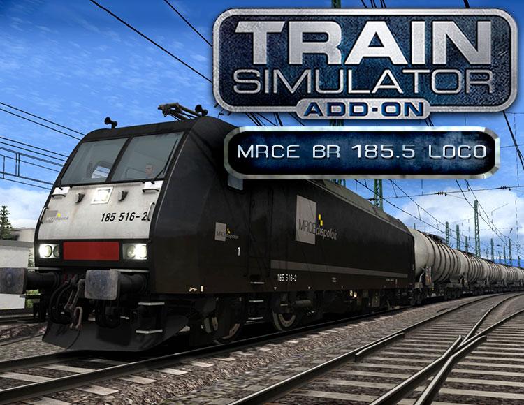 Train Simulator: MRCE BR 185.5 Loco Add-On (PC) фото