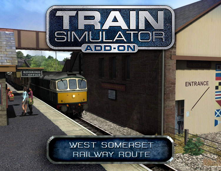 Train Simulator: West Somerset Railway Route Add-On (PC)