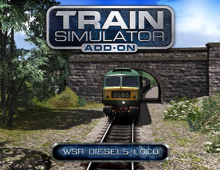 Train Simulator: WSR Diesels Loco Add-On (PC) фото
