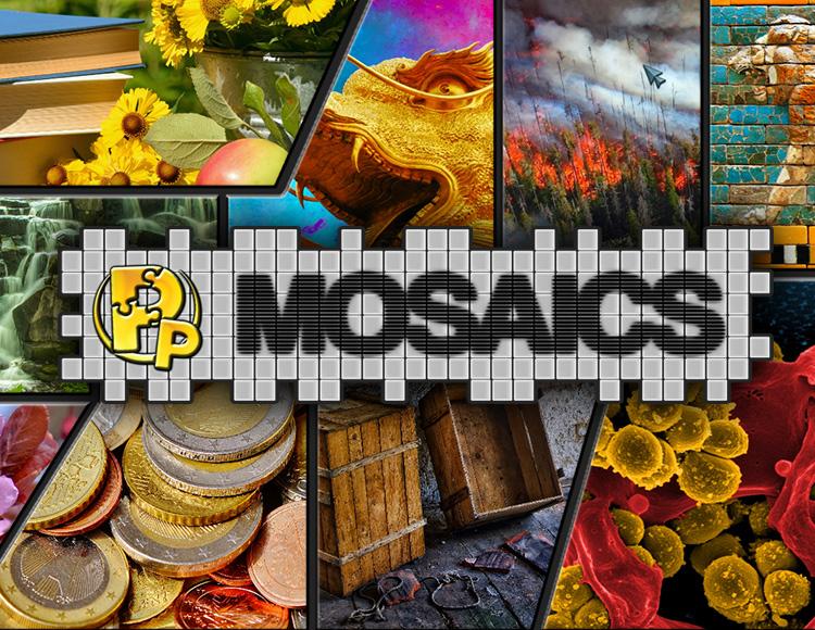 Pixel Puzzles: Mosaics (PC) фото