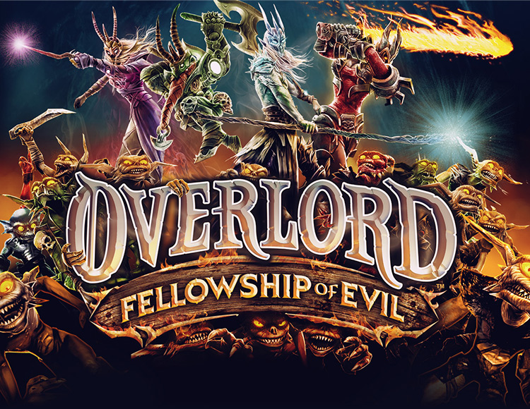 Overlord: Fellowship of Evil (PC) фото