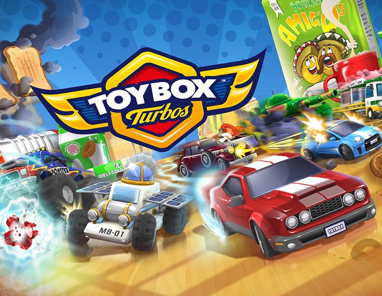 Купить Toybox Turbos (Pc)