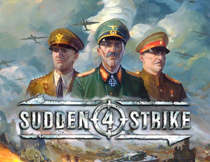 Купить Sudden Strike 4 (+Kursk DLC) (PC)
