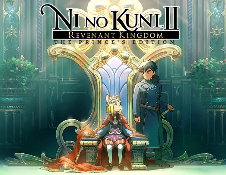 Ni no Kuni™ II: Revenant Kingdom - Prince's Edition (PC) фото