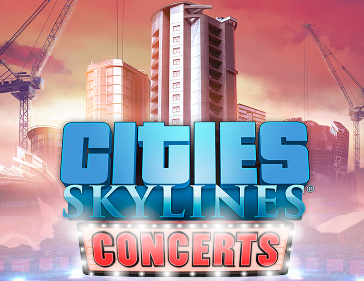 Cities: Skylines - Concerts (PC)
