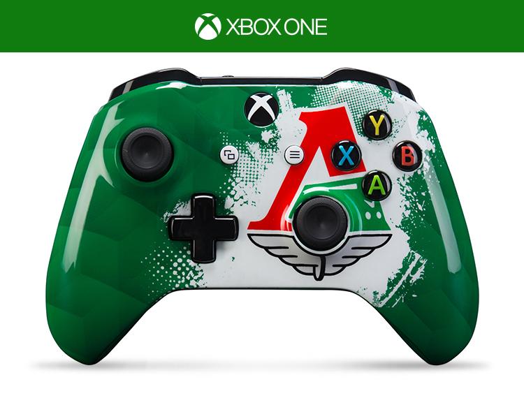 Кастомизированный беспроводной контроллер Xbox One