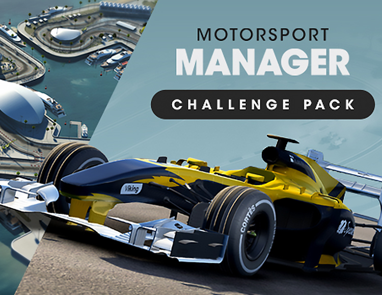 Motorsport Manager - Challenge Pack (PC) фото