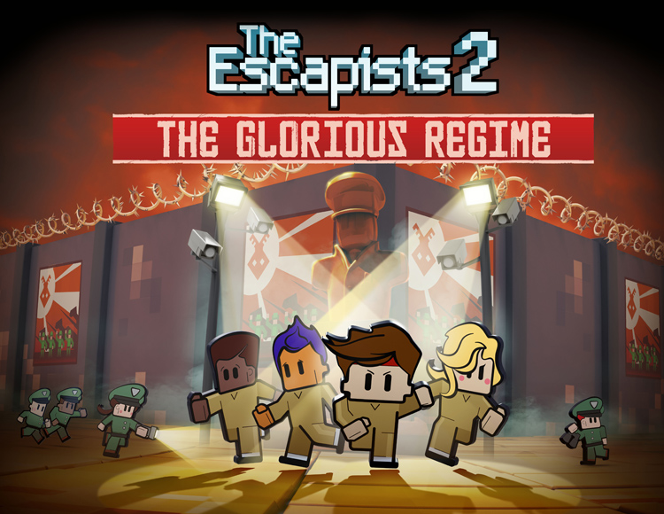 Escapists 2 - Glorious Regime Prison (PC)