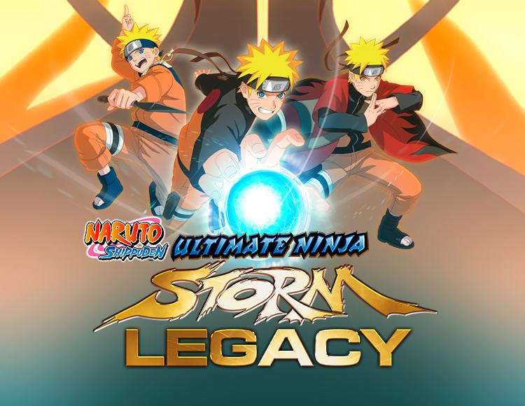 Naruto Shippuden Ultimate Ninja STORM Legacy (PC) фото