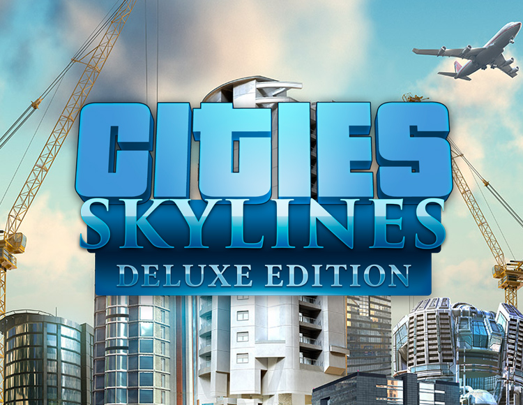 Cities Skylines Deluxe Edition (PC)