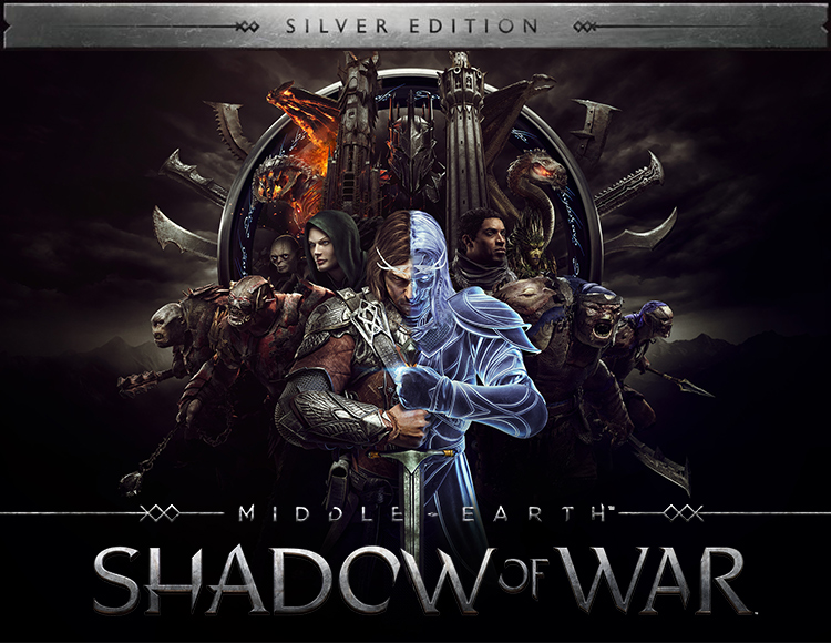 Middle-earth™: Shadow of War™ Silver Edition (PC)