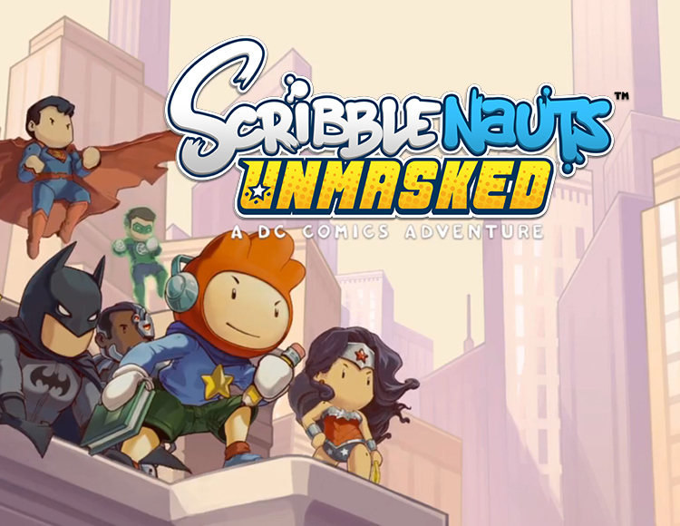 Scribblenauts Unmasked: A DC Comics Adventure (PC)