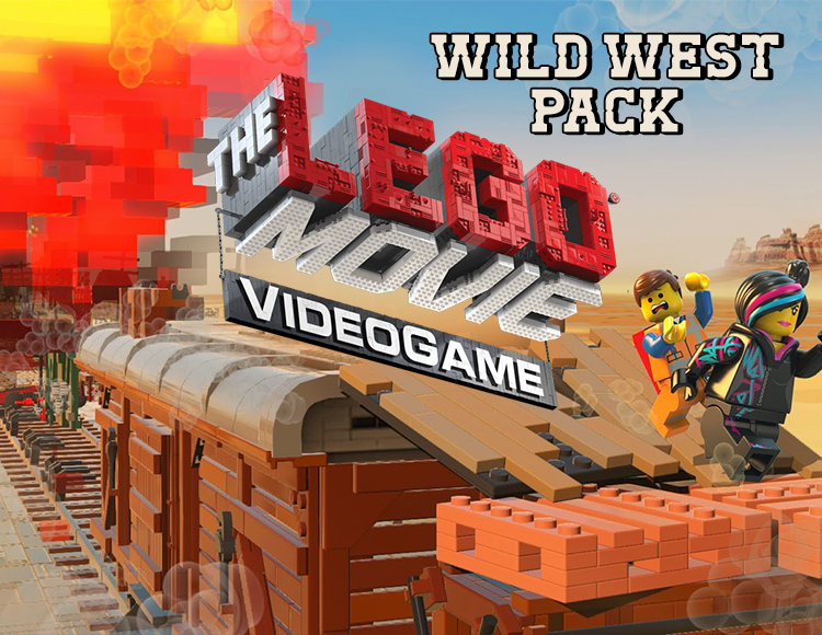 The LEGO® Movie - Videogame DLC - Wild West Pack (PC)