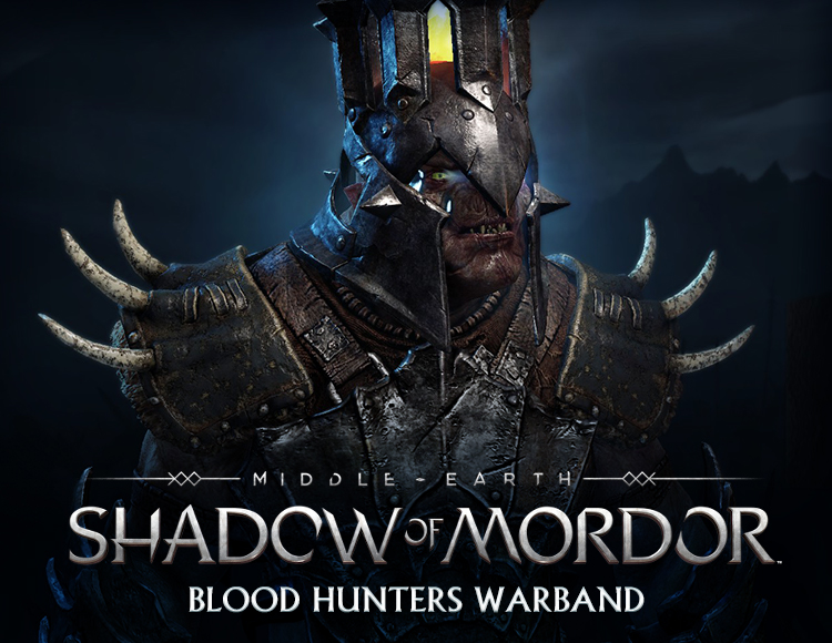 Middle-earth: Shadow of Mordor - Blood Hunters Warband (PC)