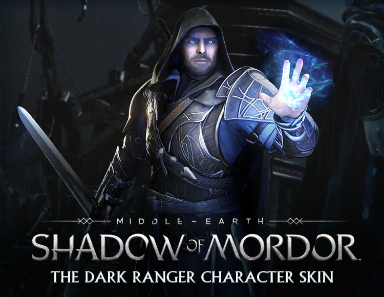 Middle-earth: Shadow of Mordor - The Dark Ranger Character Skin (PC)