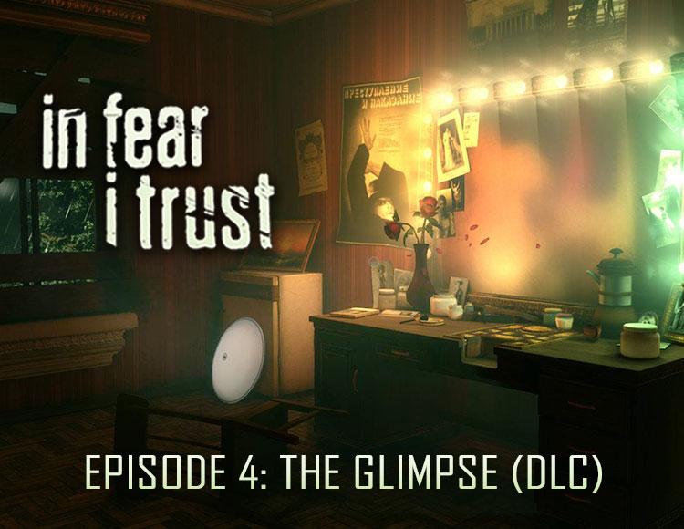 In Fear I Trust - Episode 4: The Glimpse (DLC) (PC) фото