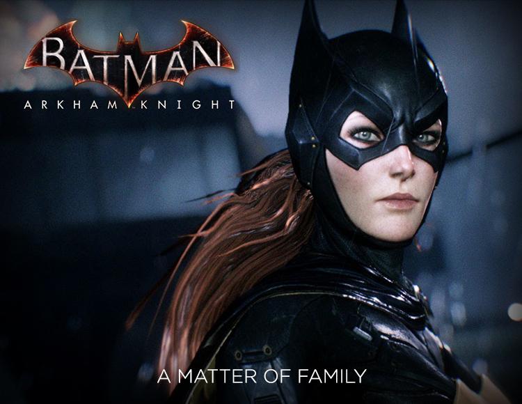 Batman: Arkham Knight - A Matter of Family (PC) фото