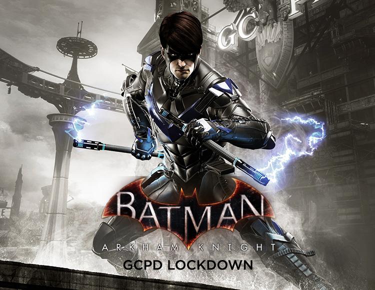 Batman: Arkham Knight - GCPD Lockdown (PC) фото