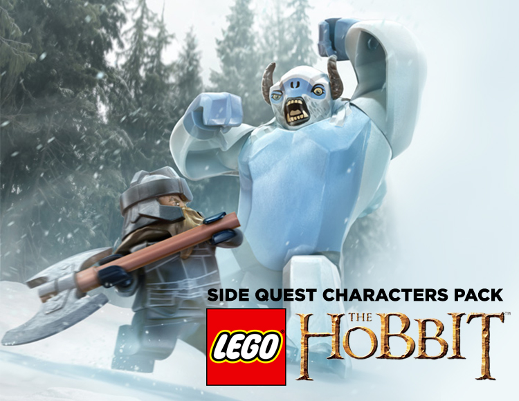 LEGO The Hobbit - Side Quest Characters (PC)