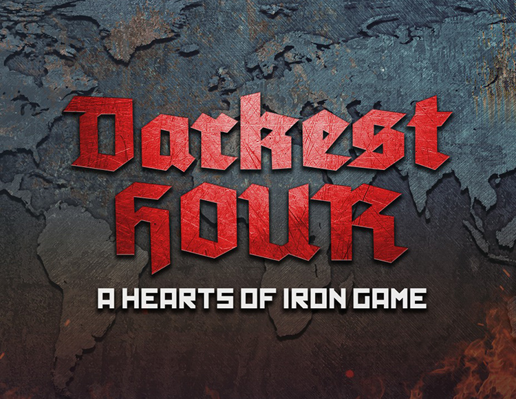 Darkest Hour: A Hearts of Iron Game (PC) фото