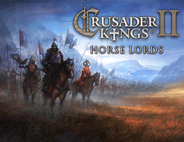 Crusader Kings II: Horse Lords - Expansion (PC)