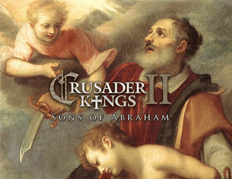 Crusader Kings II: Sons of Abraham - Expansion (PC) фото