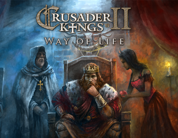 Crusader Kings II: Way of Life - Expansion (PC) фото
