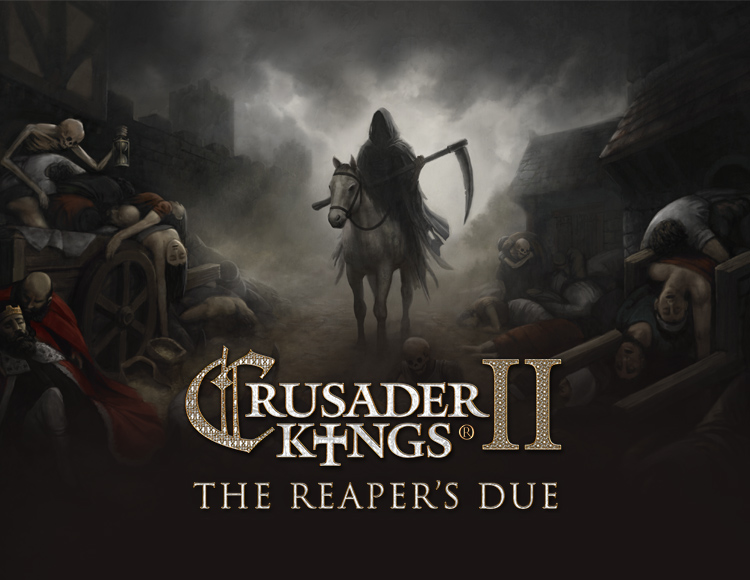 Crusader Kings II: The Reaper's Due - Expansion (PC) фото