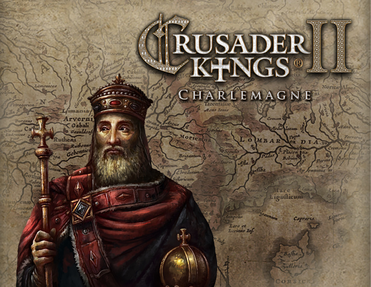 Crusader Kings II: Charlemagne (PC)