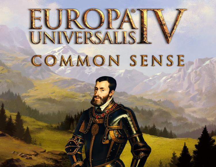 Europa Universalis IV: Common Sense Expansion (PC) фото