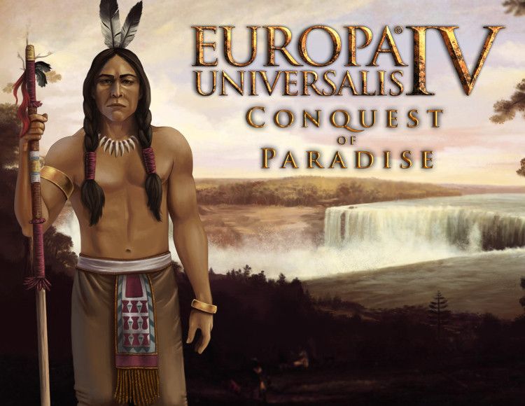 Europa Universalis IV: Conquest of Paradise Expansion (PC) фото
