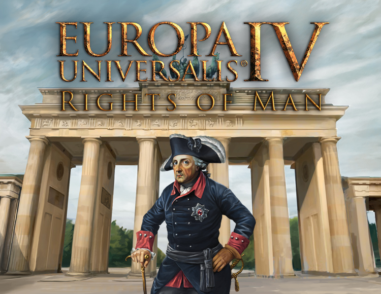 Europa Universalis IV: Rights of Man -Expansion (PC) фото