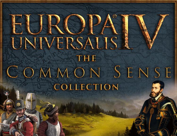 Europa Universalis IV: Common Sense Collection (PC) Paradox Interactive