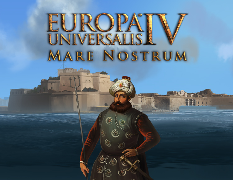 Europa Universalis IV: Mare Nostrum - Expansion (PC)