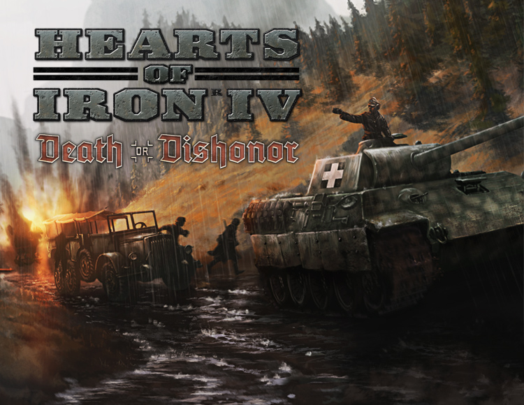 Hearts of Iron IV: Death or Dishonor (PC)