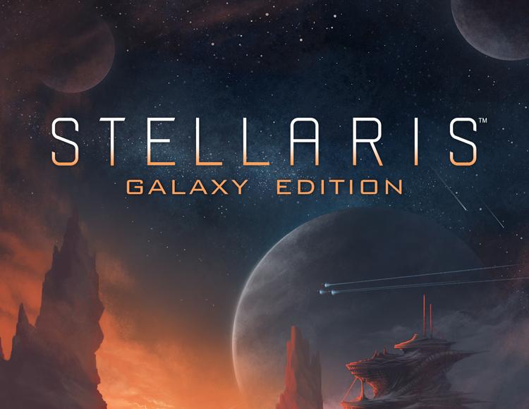 Stellaris - Galaxy Edition (PC) фото